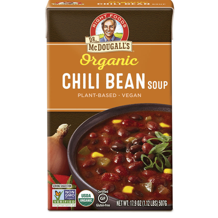 Organic Chili Bean Soup